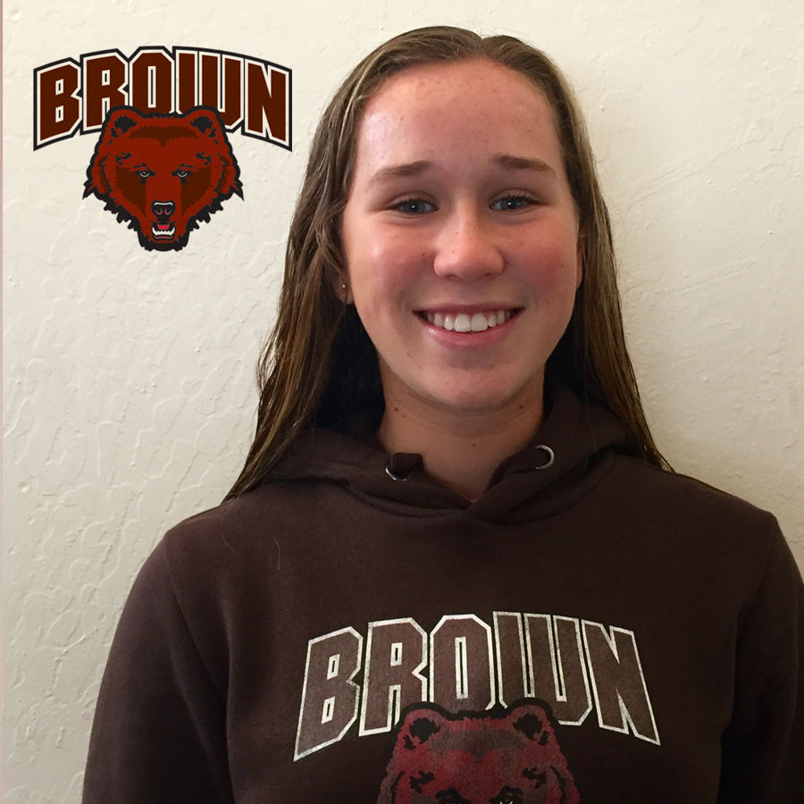 Karina Chavarria (2017) Commits to Brown University
