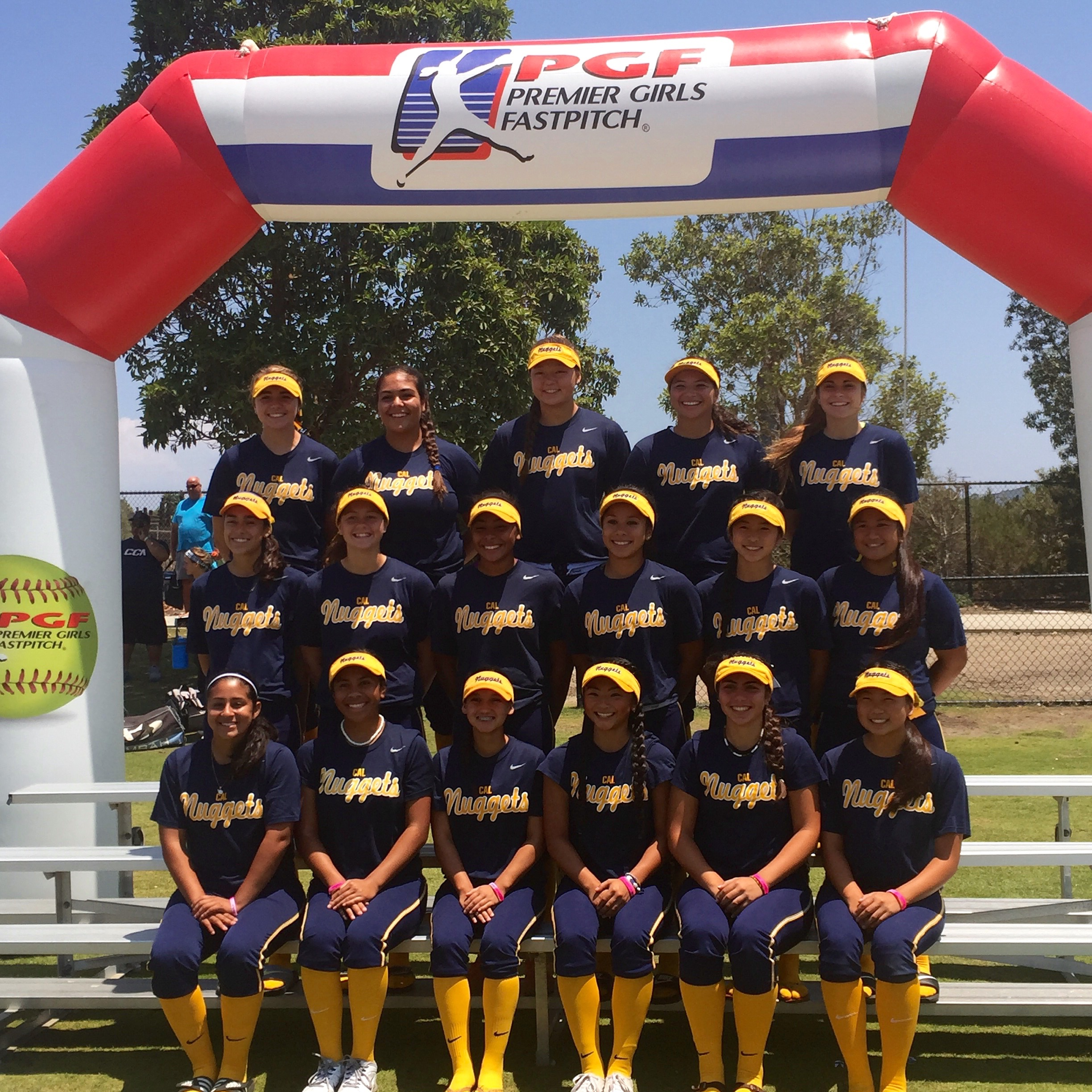 Nuggets 16u Woods Take 5th at PGF and Earn a Returning Berth for 2017