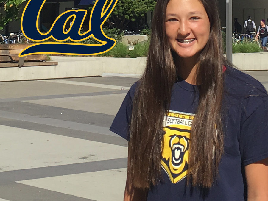 Amanda Kondo (2020) Commits to Cal Berkeley