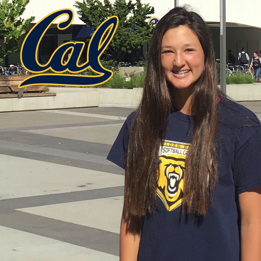 Amanda Kondo (2020) Commits to Cal Berkeley