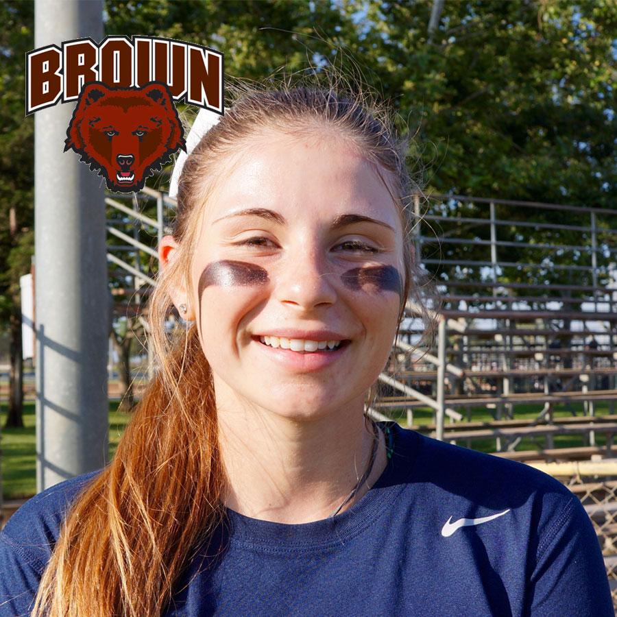Lauren Innerst (2018) Commits to Brown University