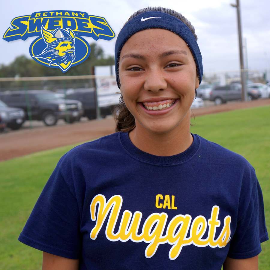 Ciera Flores (2017) Commits to Bethany College