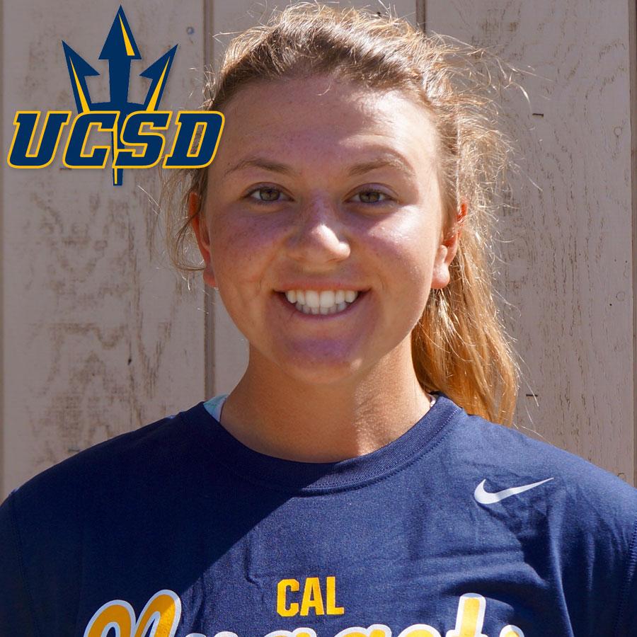 Gracie Garcia (2018) Commits to UC San Diego
