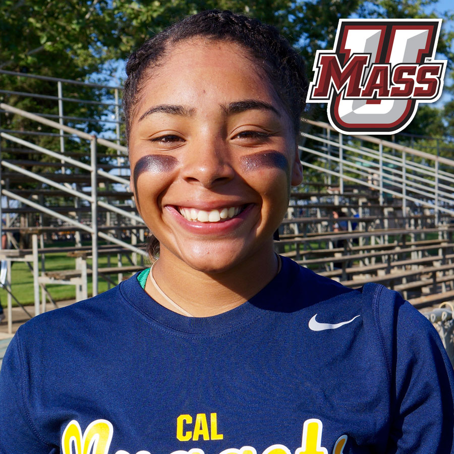 Adrianna Noriega (2019) Commits to UMass