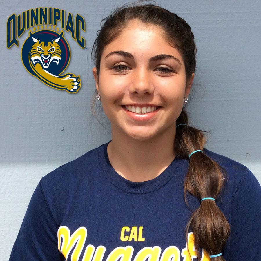 Bridget Nasir (2018) Commits to Quinnipiac University