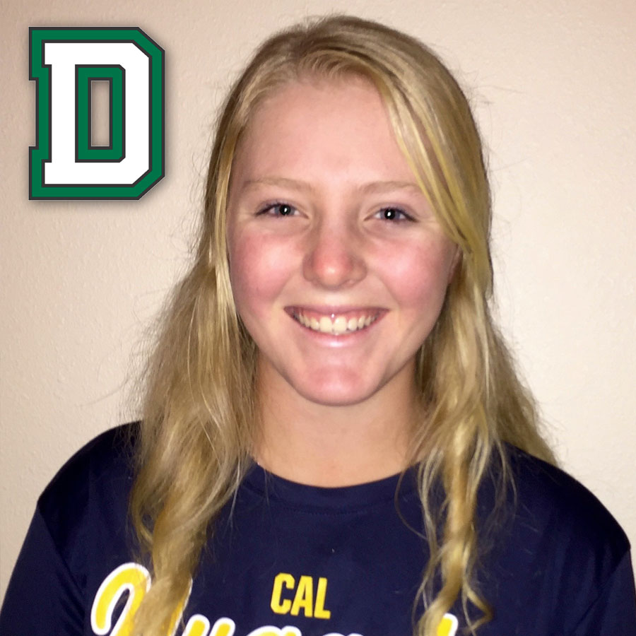 Madie Augusto (2018) Commits to Dartmouth College