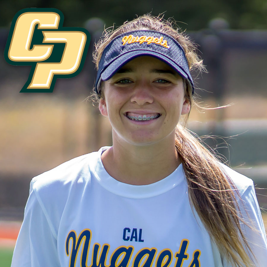 Juju Sargent (2019) Commits to Cal Poly SLO
