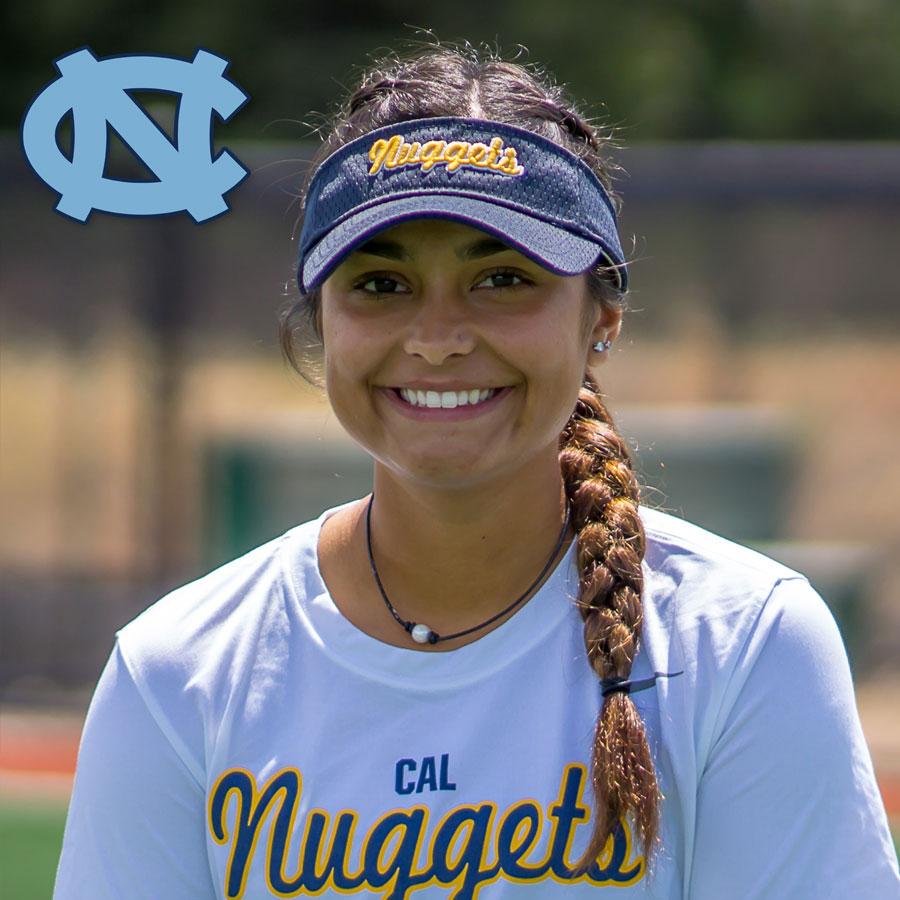 Dominique Monteon (2019) Commits to North Carolina