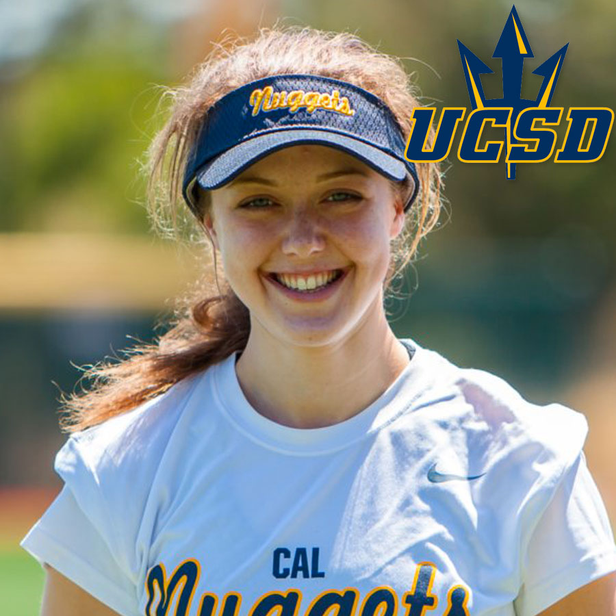 Isabel Lavrov (2017) Commits to UC San Diego
