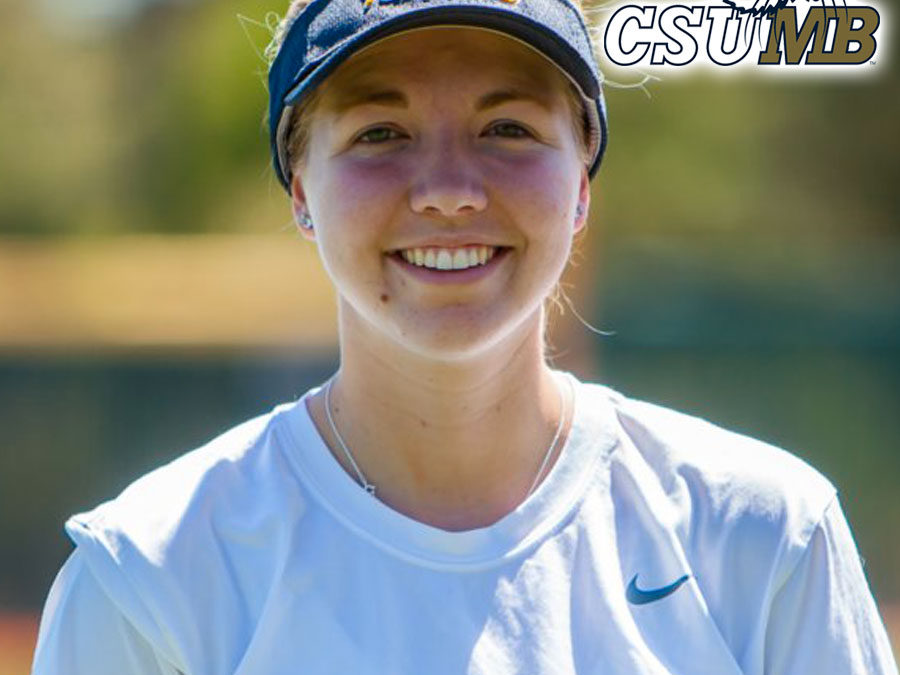 Ellie Bauer (2017) Commits to Cal State Monterey Bay
