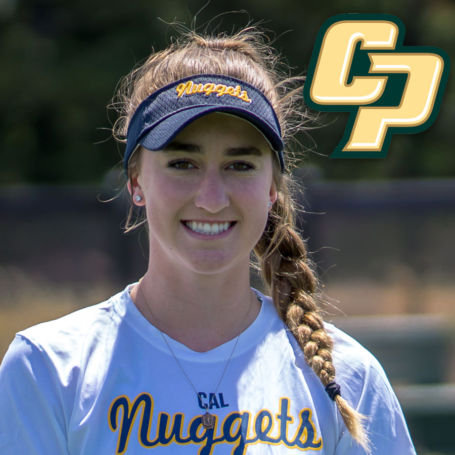 Hailey Prahm (2020) Commits to Cal Poly SLO
