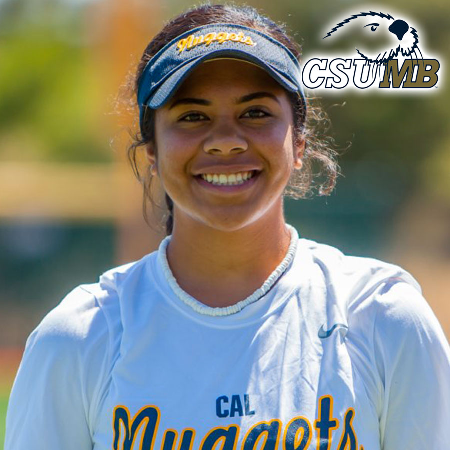 Luse Tutoe (2017) Commits to Cal State Monterey Bay
