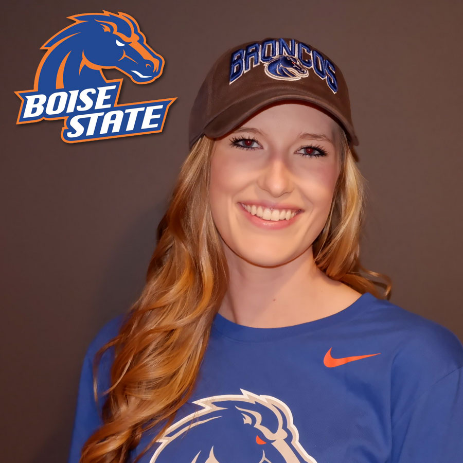 Jordan Schuring (2019) Commits to Boise State