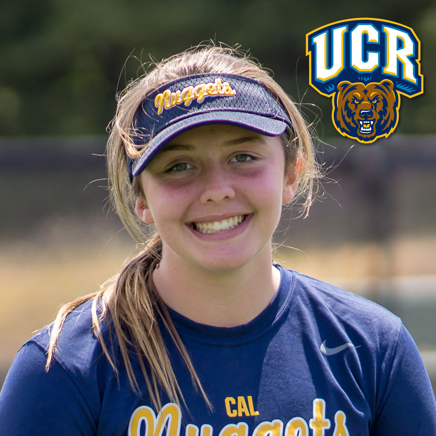Maddie Heinlin (2021) Commits to UC Riverside