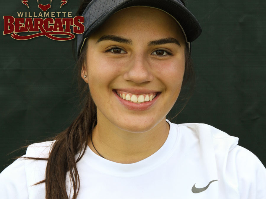 Sophia Lucio (2020) Commits to Willamette University