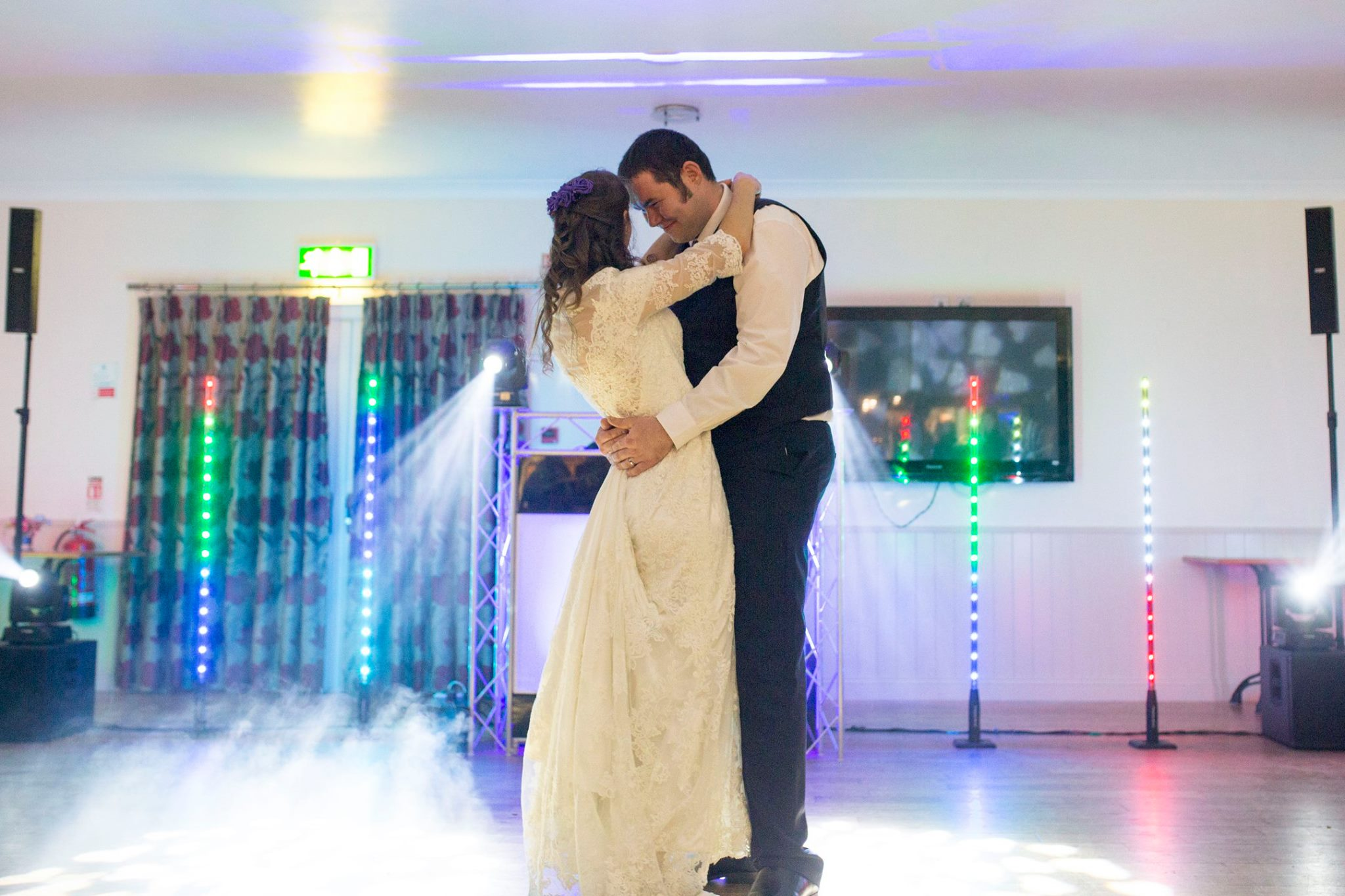 cornwall wedding disco dj photographer 48