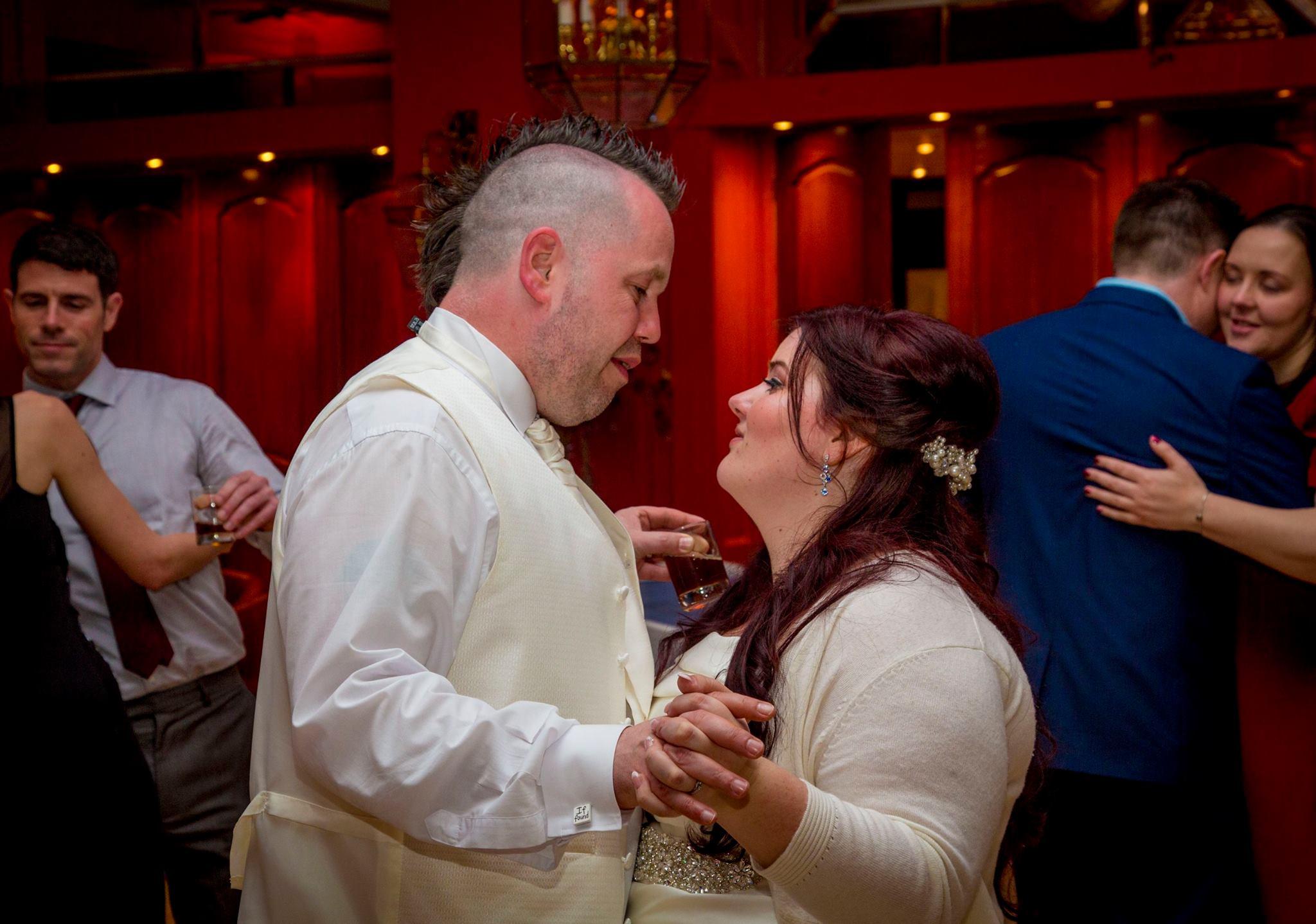 cornwall wedding disco dj photographer 16