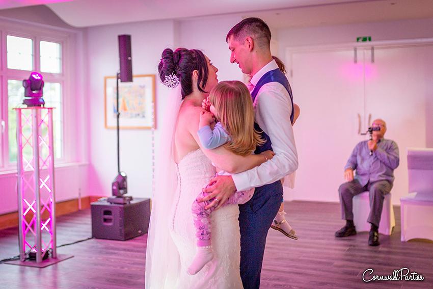 cornwall wedding disco dj photographer 24