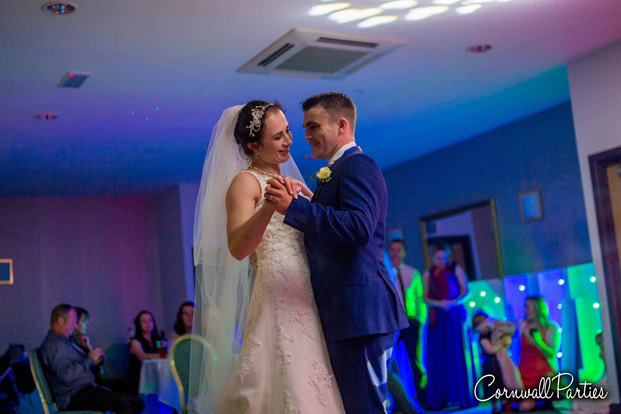 cornwall wedding disco dj photographer 19