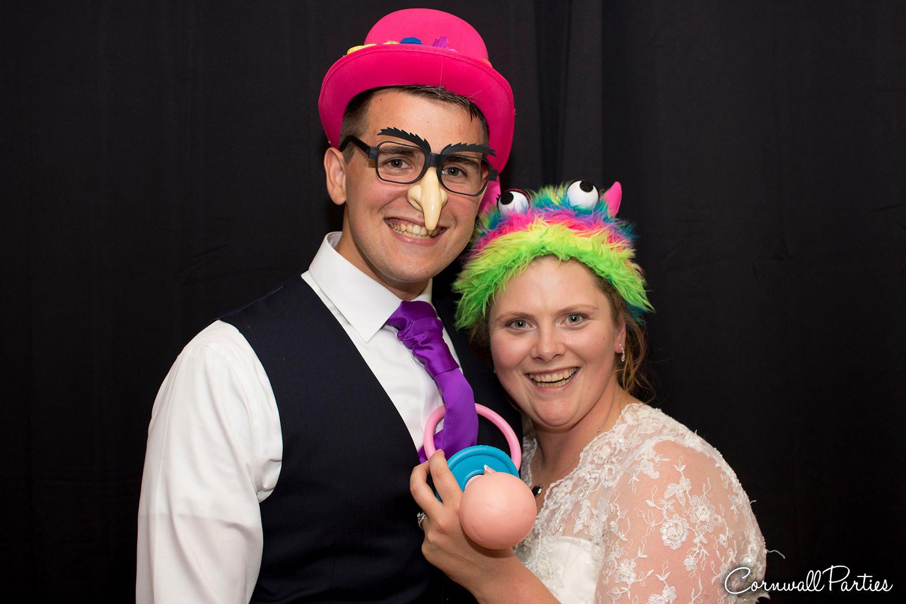 cornwall wedding disco dj photographer 41