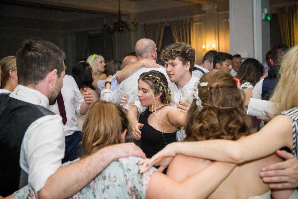 cornwall wedding disco dj photographer 66