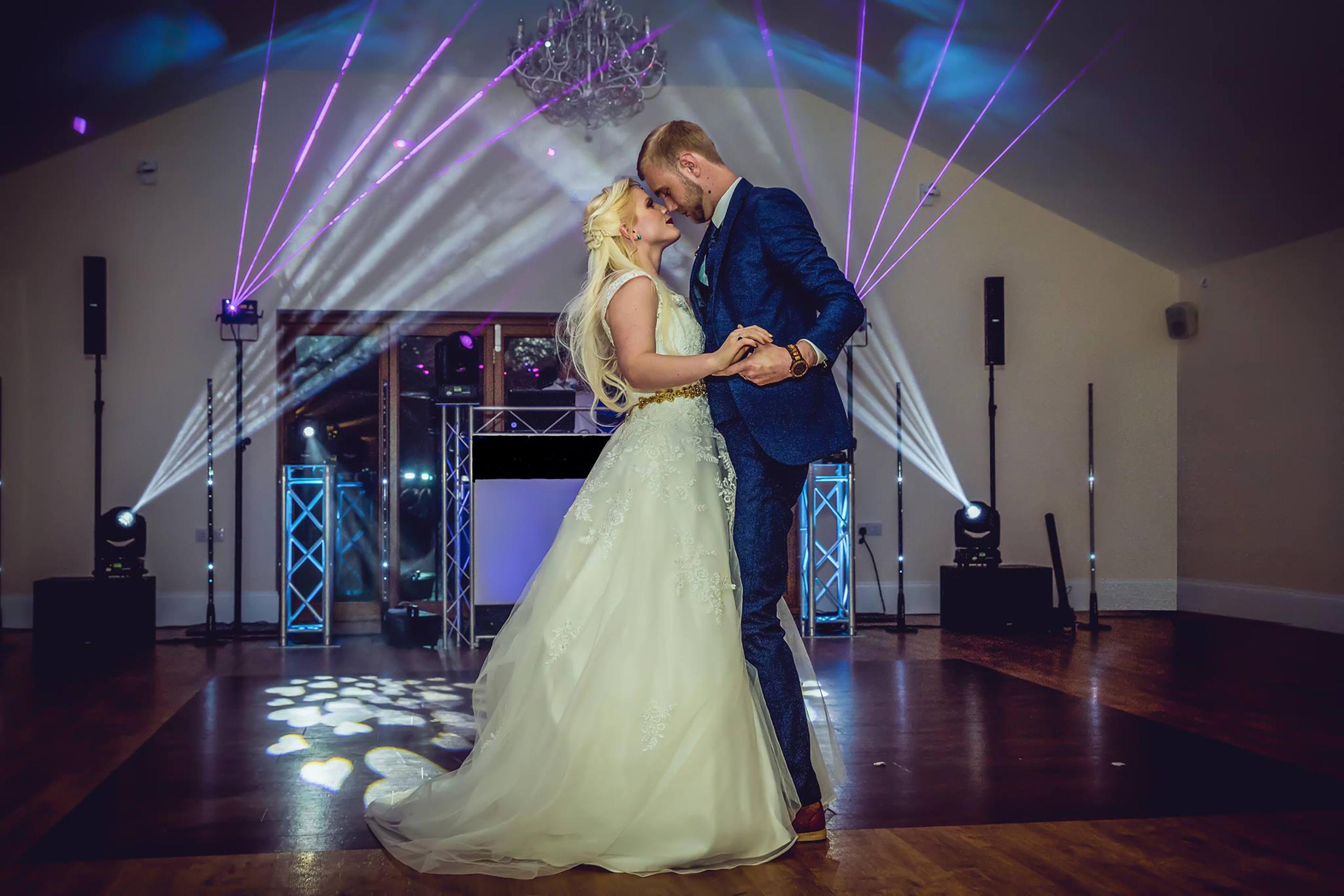 Cornwall Wedding DJ