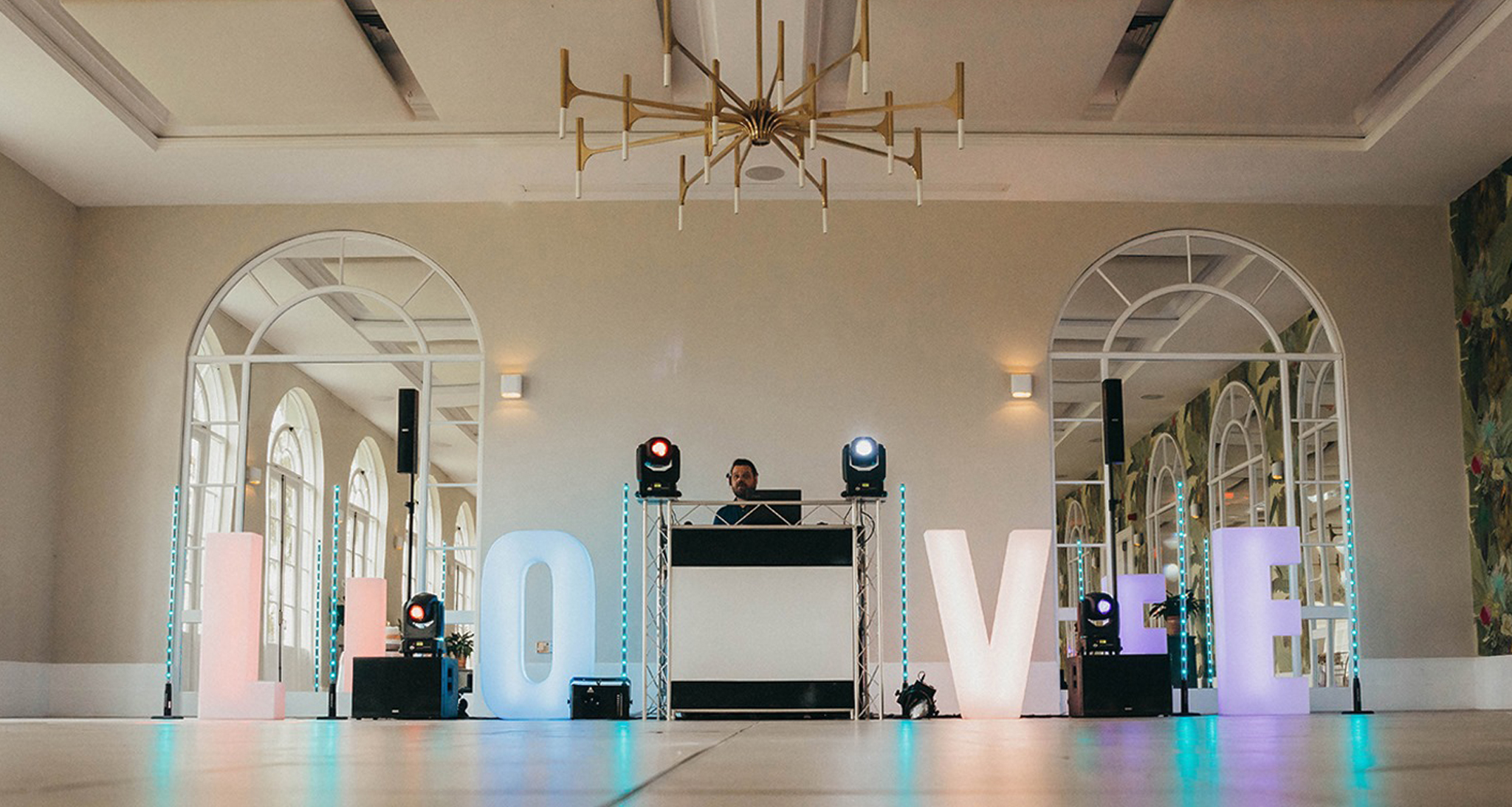 cornwall wedding DJ 6