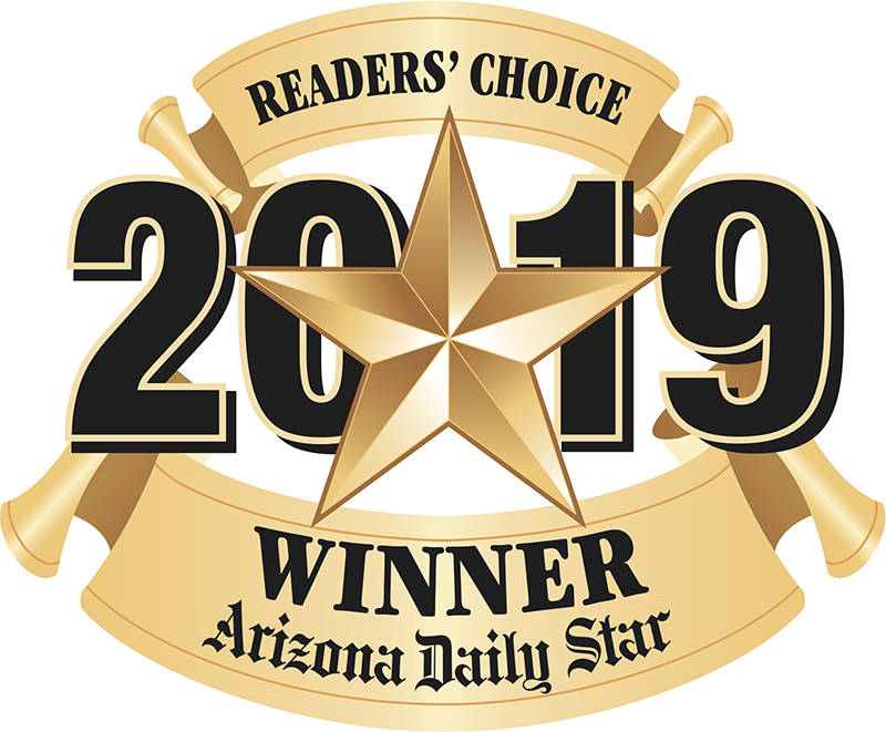 The Hemp & CBD Co. 2019 Arizona Daily Star Reader's Choice Winner