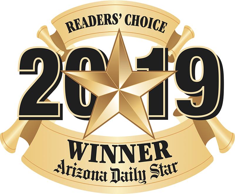 The Hemp & CBD Co. 2019 Arizona Daily Star Reader's Choice Winner