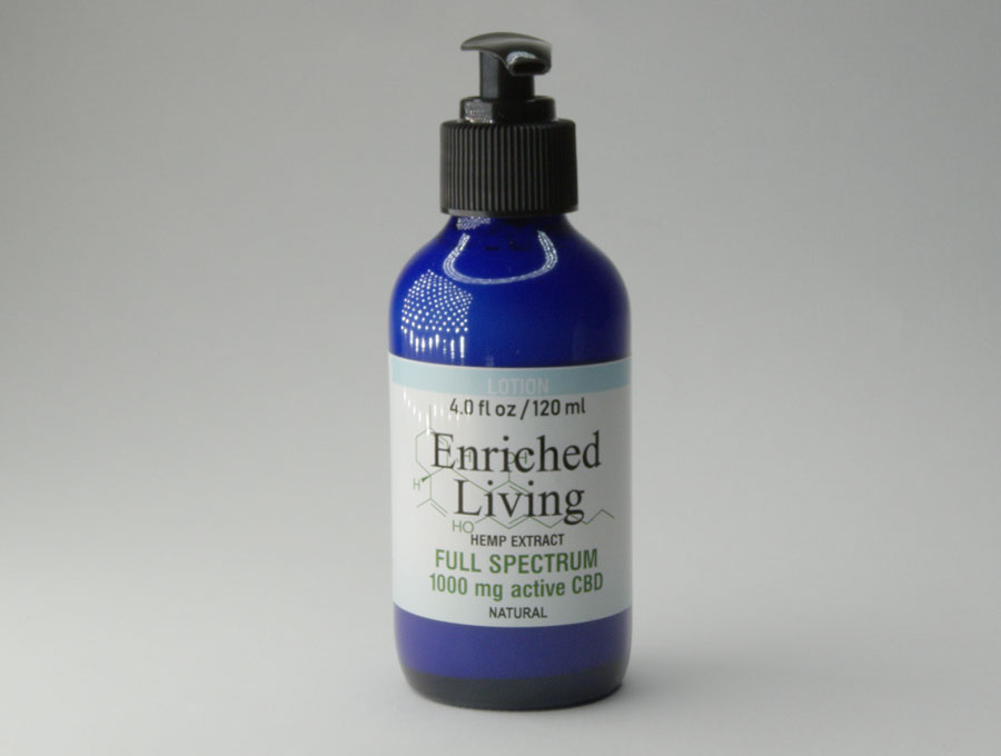 Enriched Living Lotion 1000 mg