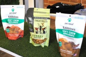 The Hemp & CBD Co carries a wide selection of CBD products for pets