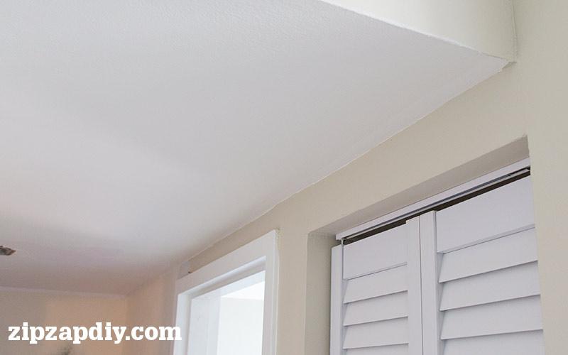 Glidden Ceiling Paint Review Zip Zap Diy