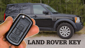 Land Rover Key Fob Battery & Key Shell Change
