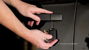 Unlock a Land Rover with Dead Battery or Broken Key Fob