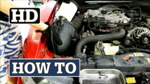 How to Change the Air Filter on a Ford Mustang