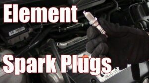 Honda Element & CR-V Spark Plug Change with Tool List