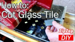 How to Cut Glass Tile