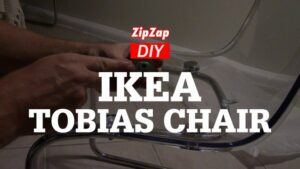 IKEA Tobias Chair Assembly Instruction Video