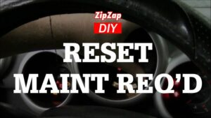 How to Reset the Service Light on a Honda | Video
