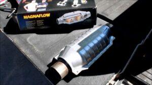 Install Magnaflow Universal Catalytic Converter