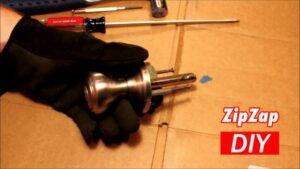 Fix an Upside Down Key Hole! Kwikset