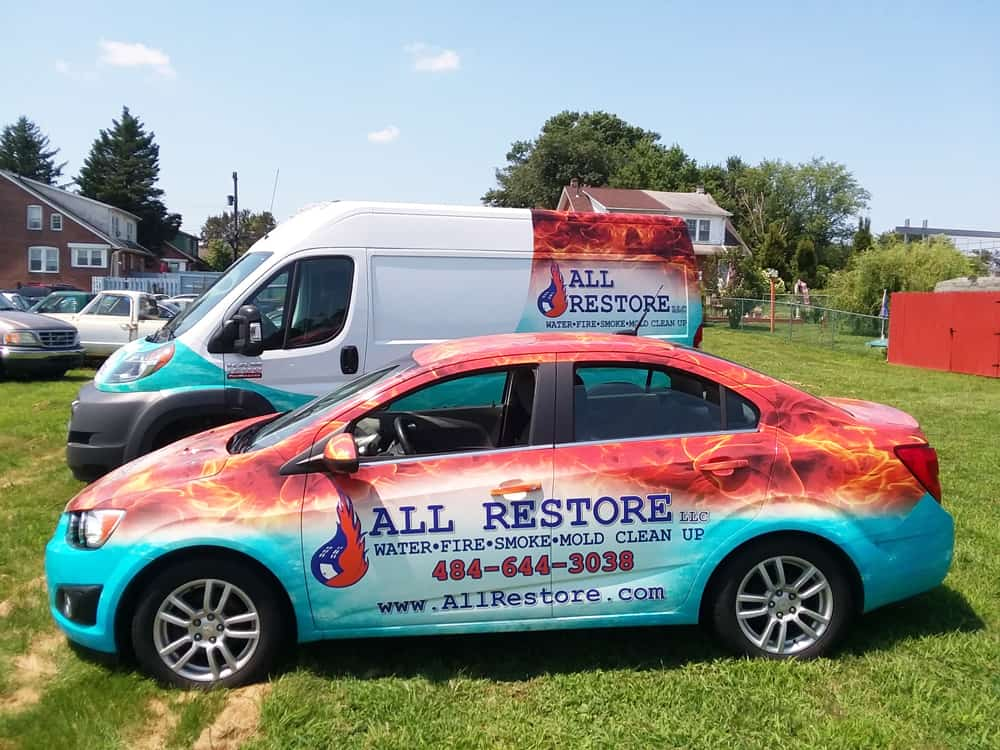 All Restore Berks County Fire & Water Restoration