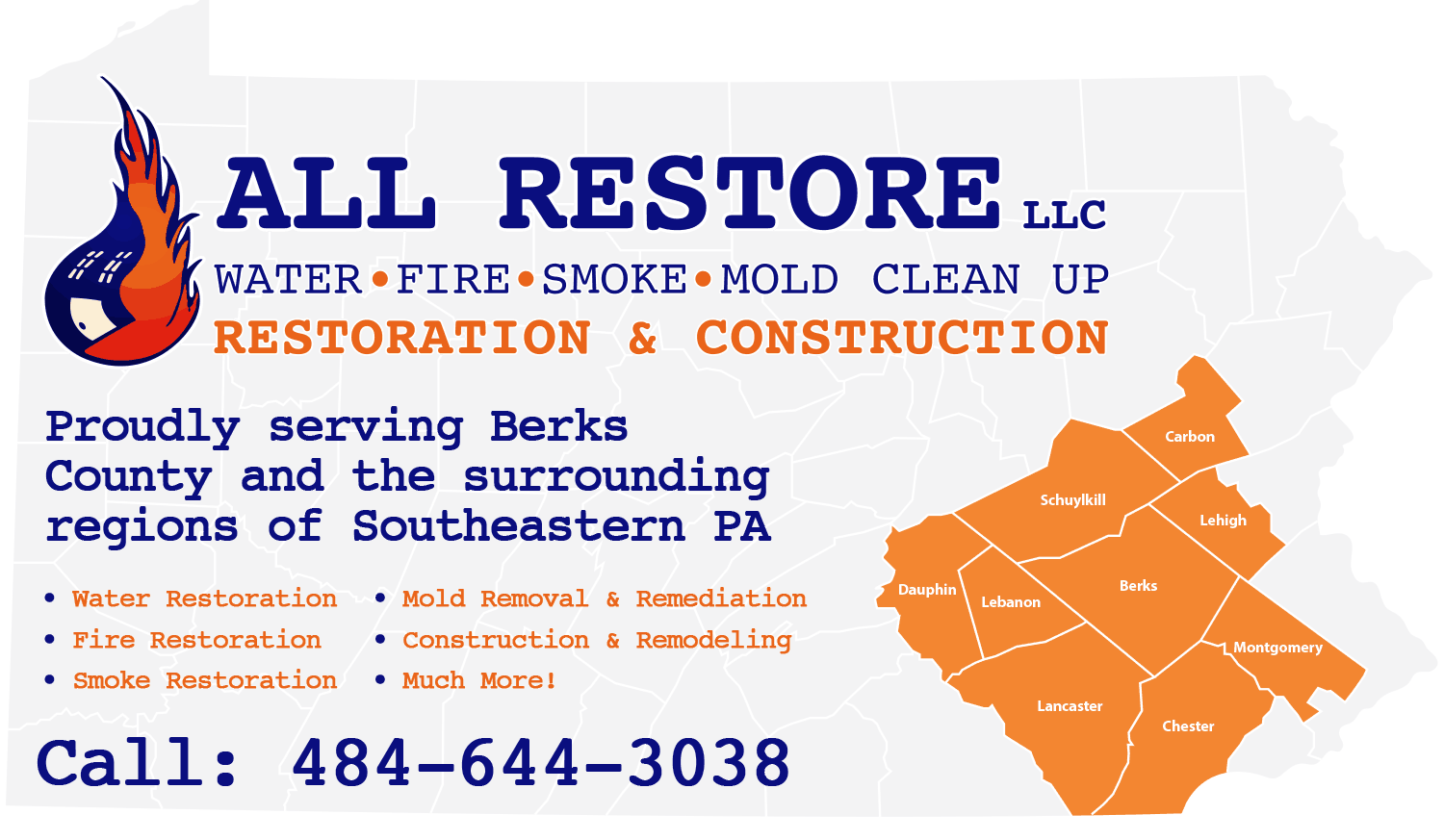 Southeast PA Fire & Water Restoration Company