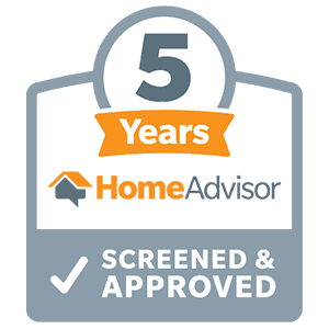 HomeAdvisor 5 Year Fire & Water Restoration Company