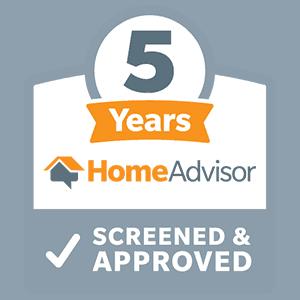HomeAdvisor 5 Year Fire & Water Restoration Company