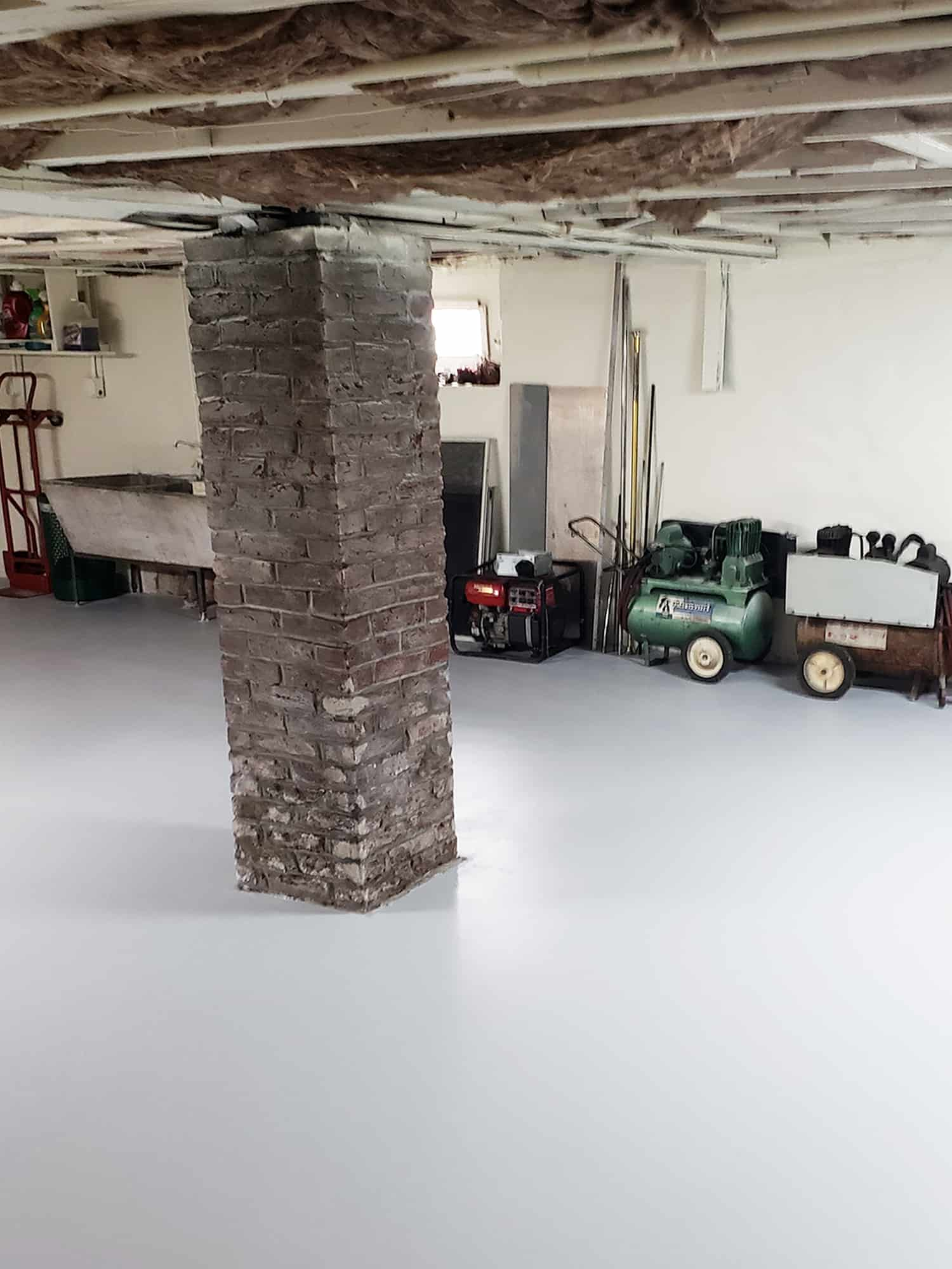 Smoke Damage Cleanup After Photo