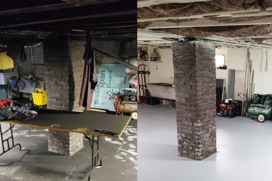 Furnace Puffback Restoration