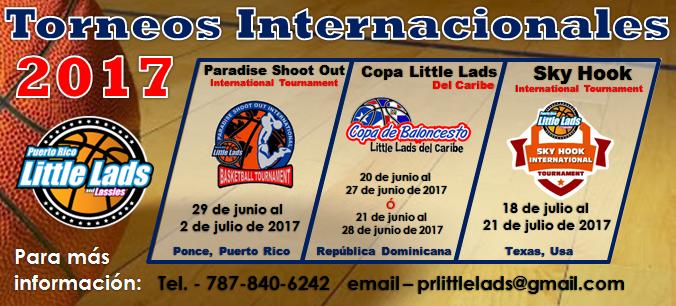 Torneos Internacionales  2017