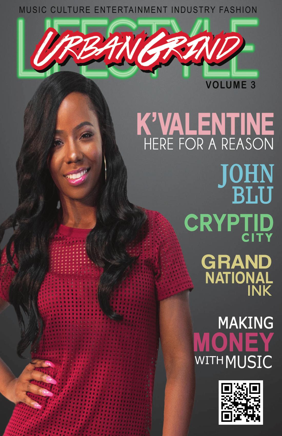 1 Urban Grind Lifestyle Magazine Vol 3