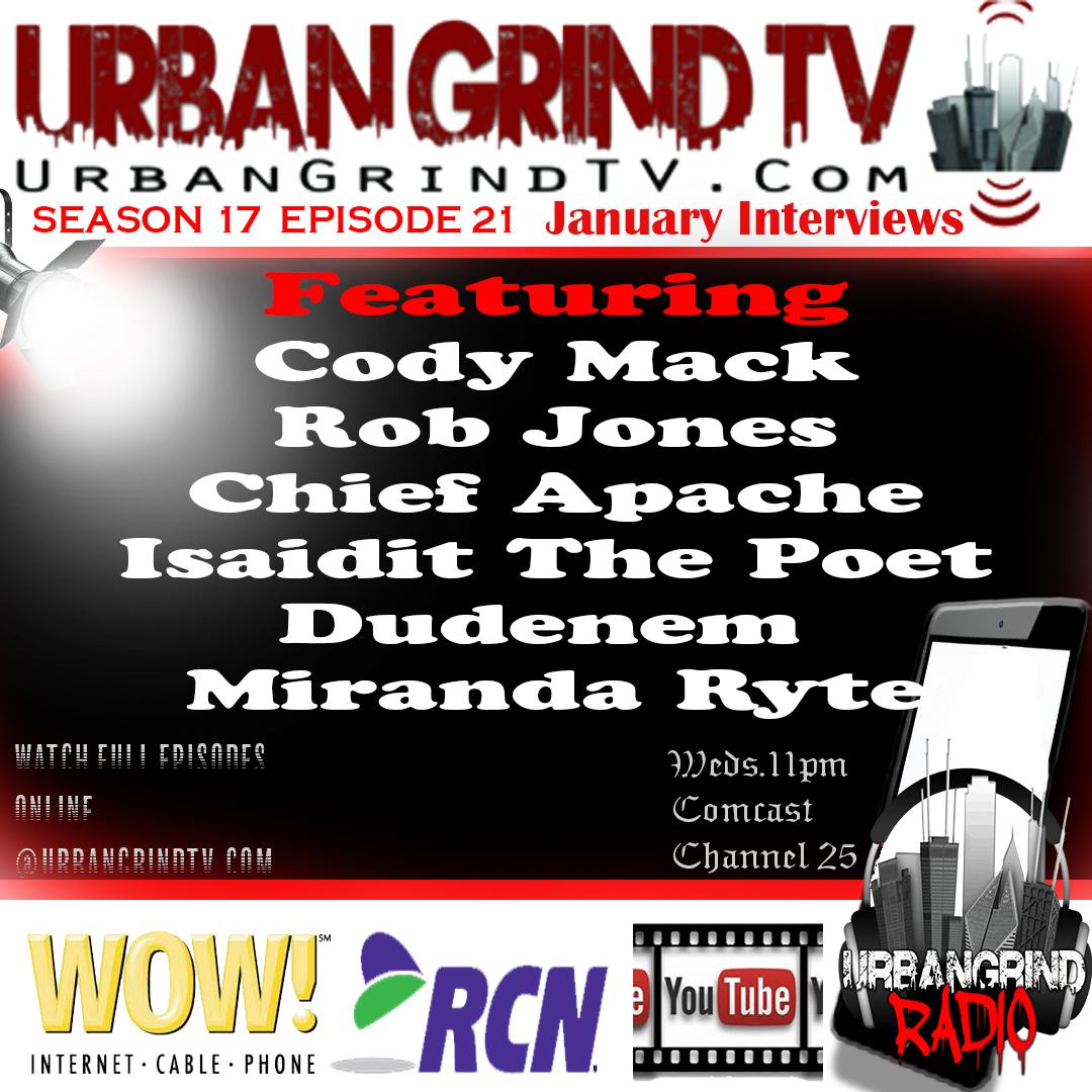 UGTV 17 X 21 January Interviews